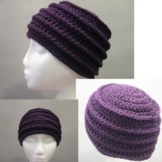 HATS - Meladora's Free Crochet Patterns & Tutorials