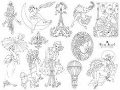 hand embroidery, embroidery patterns, hand embroideri, embroideri idea, craft idea