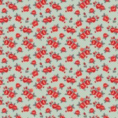 red roses wrapping paper - bec nolan x love mae