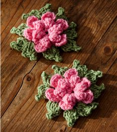 Forever flowers from @Red Heart Yarn #crochet