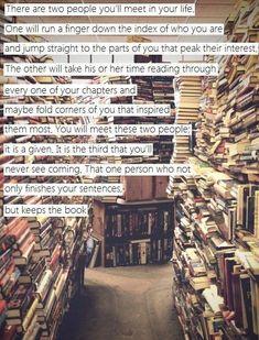 I adore this.