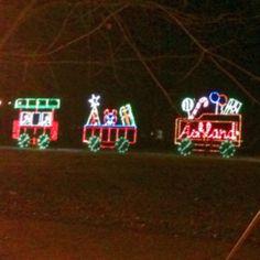 Ashland, KY Winter Wonderland of Lights
