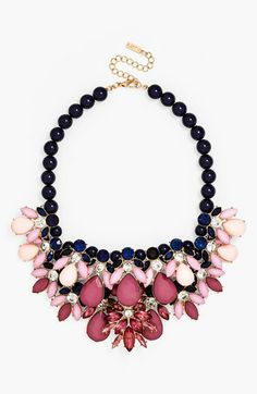 Pretty Layered Stone Bib Necklace http://rstyle.me/n/hhhnmnyg6