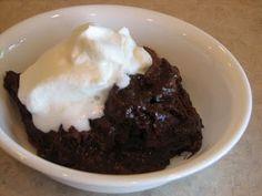 Martha Stewart's Chocolate Pudding Cake