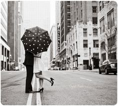 Photo Must: Under the Umbrella With You