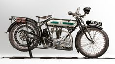 High-Performance Heritage  The History of Triumph Motorcycles