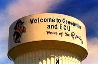 Greenville- Home of the pirates