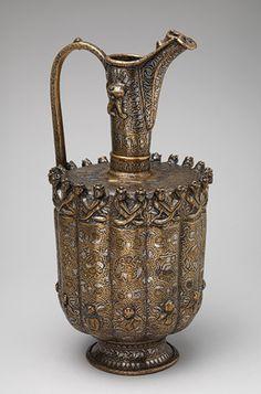 Ewer [Iran, Khurasan] (44.15) | Heilbrunn Timeline of Art History | The Metropolitan Museum of Art