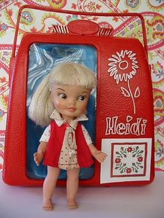 I had this doll!