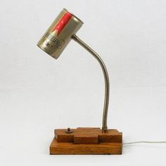 Handmade Chevy Desk Lamp, $44, now featured on Fab.