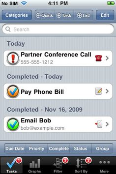 To Do List Pro app - You can create various lists, tick the items off or just delete them as you go. This one is simple, no frills and does exactly what I want it to. use it for everything: blog post ideas, things to pick up, to-do list, groceries, etc. A great way to keep all of your lists together.