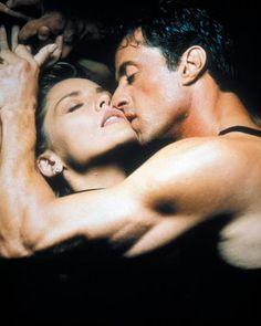 Sylvester Stallone & Sharon Stone <3