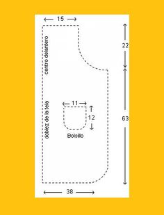 Cómo hacer un delantal de tela | Blog de Manualidades