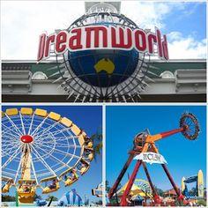 Dreamworld Theme Park in Gold Coast, Australia.  http://www.vacationsmadeeasy.com/GoldCoastAustralia/