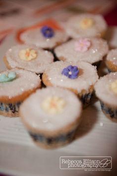 Brovo Lavender Cupcakes