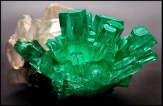 May Birthstone - Emerald. Emerald from Colombia
