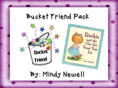 Bucket Friend and Character Education Apps {lots of bucket filling ideas here}