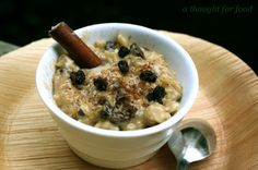 Gluten-free Slow Cooker Rice Pudding
