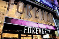 forever 21!