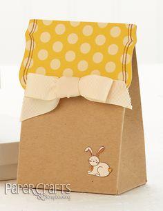Vanessa Menhorn - Paper Crafts 350 Cards & Gifts; free pattern, download pattern, gift bag, Easter