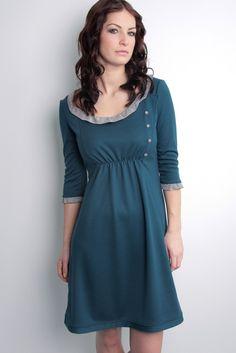 Cute Jersey Dress by stadtkindpotsdam on Etsy