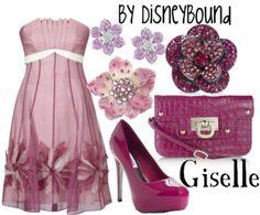 . disney outfits, disney princesses, disney inspired, pink outfits, the dress, disneybound, disney bound, inspired outfits, disney fashion