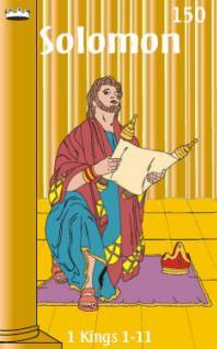 Solomon Trading Card