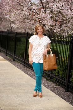 Fashion: Moms on the Go Style
