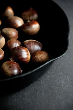 | roasted chestnuts |