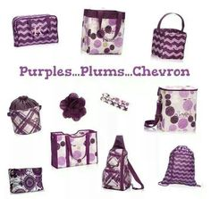 The new fall 2014 collection...purples...plums...chevron!!