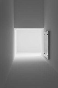 Skylight inside the House in Pousos by Ricardo Bak Gordon.