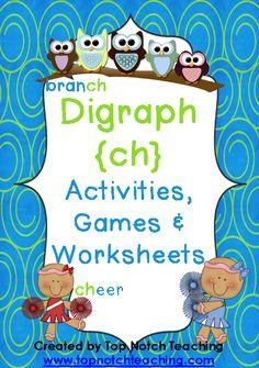 games, digraph, classroom, idea, literaci, hands, teacher time, grade, teacher find