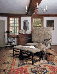 rug, hous, sette, windsor chairs