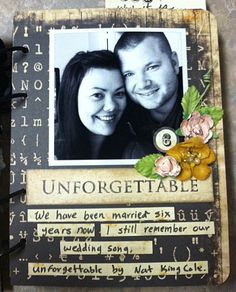 Journal page by Prima Educator, Marion Smith