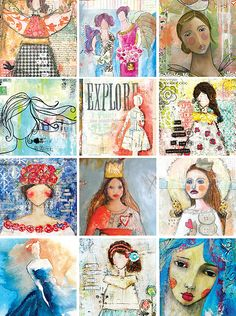 Trending Theme: Fall in Love with Whimsical Girls
