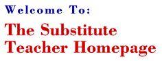 Substitute teaching ideas