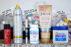 My 6 Favorite Beauty Quick Fixes
