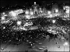 Radio Diary: On Aug. 27, 1968, Students in Mexico City Staged a Protest in the Zocalo Plaza [Website]