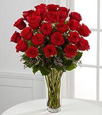 I love long stem roses