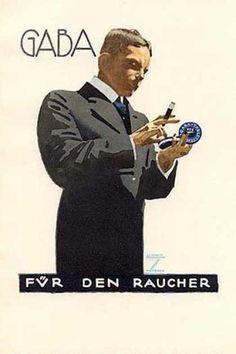 Gaba – Ludwig Hohlwein – Alemania (1926)
