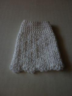 Crochet Barbie Skirt Pattern