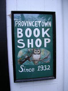 PROVINCETOWN BOOKSHOP, Provincetown, MA