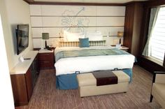 New Staterooms and Suites onboard the Pride of America – Norwegian Cruise Line's Pride of America Enhancements Finalized | Popular Cruising (Image Copyright © Norwegian Cruise Line)