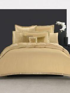 Donna Karan Modern Classics Goldleaf Quilt