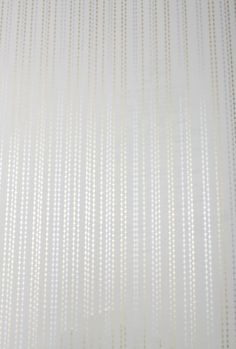 Beaded Curtain Gold