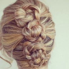 french braids, celtic knots, fashion styles, long hair, wedding hairs, hair style, hairstyl, lazy hair, flower