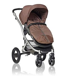 Cozy Toes in Fossil Brown for the Affinity Stroller by Britax - Britax USA