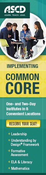 Implementing Common Core: One- and Two-Day Institutes