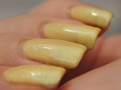 Smitten Polish | Lemon Drop