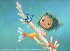 Imaginism Studios Inc. Kei Acedera & Bobby Chiu